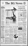 The BG News April 17, 1991