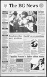 The BG News April 18, 1991