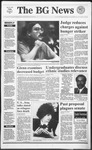 The BG News April 19, 1991