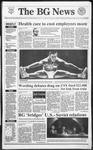The BG News April 23, 1991