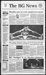 The BG News April 23, 1991