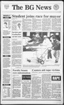 The BG News April 24, 1991