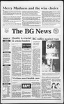 The BG News April 25, 1991