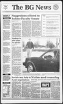 The BG News April 26, 1991