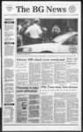 The BG News April 30, 1991