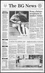 The BG News May 1, 1991
