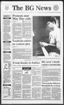 The BG News May 2, 1991