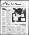 The BG News May 6, 1991