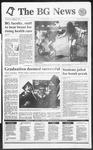 The BG News May 22, 1991