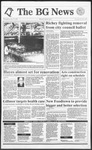 The BG News May 29, 1991