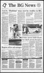 The BG News June 5, 1991