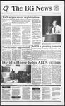 The BG News June 19, 1991