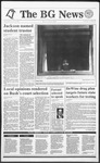 The BG News July 17, 1991