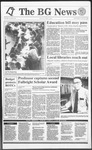 The BG News July 24, 1991