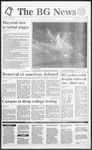 The BG News July 31, 1991