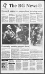 The BG News August 7, 1991