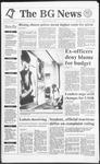 The BG News September 4, 1991
