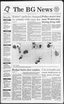The BG News September 6, 1991