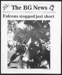 The BG News September 9, 1991