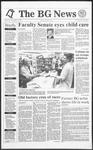 The BG News September 12, 1991
