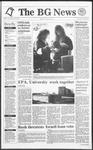 The BG News September 13, 1991