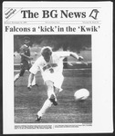 The BG News September 16, 1991