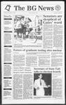 The BG News September 17, 1991
