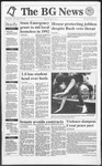 The BG News September 18, 1991