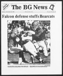 The BG News September 23, 1991