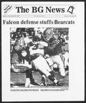 The BG News September 23, 1991