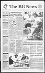 The BG News September 24, 1991