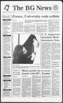 The BG News September 25, 1991