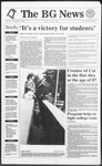 The BG News September 26, 1991
