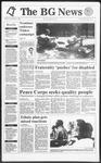 The BG News October 1, 1991