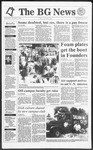 The BG News October 2, 1991