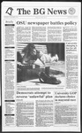 The BG News October 3, 1991