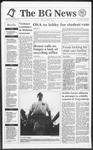 The BG News October 4, 1991