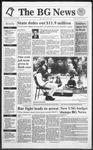 The BG News October 8, 1991