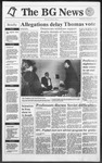The BG News October 9, 1991