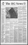 The BG News October 11, 1991