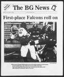 The BG News October 14, 1991