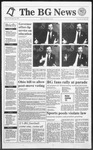 The BG News October 18, 1991