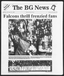 The BG News October 21, 1991