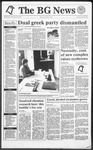 The BG News October 23, 1991