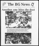 The BG News October 28, 1991