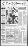 The BG News October 29, 1991