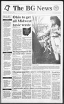 The BG News October 30, 1991