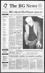 The BG News November 6, 1991
