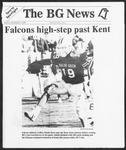 The BG News November 11, 1991