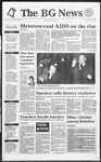 The BG News November 12, 1991